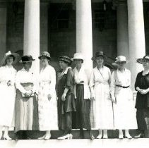 Image of Photographic Records of the National Woman's Party-Action Photos - 1920.001.073