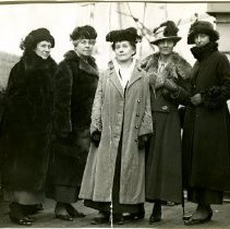 Image of Photographic Records of the National Woman's Party-Action Photos - 1921.001.005