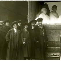 Image of Photographic Records of the National Woman's Party-Action Photos - 1921.001.008.01