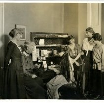 Image of Photographic Records of the National Woman's Party-Action Photos - 1921.001.024.03