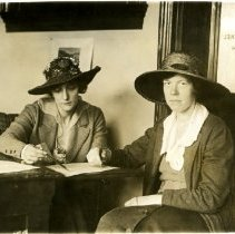 Image of Photographic Records of the National Woman's Party-Action Photos - 1921.001.031