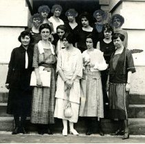 Image of Photographic Records of the National Woman's Party-Action Photos - 1921.001.034