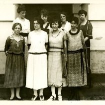 Image of Photographic Records of the National Woman's Party-Action Photos - 1921.001.035.09