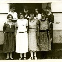 Image of Photographic Records of the National Woman's Party-Action Photos - 1921.001.035.10