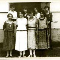 Image of Photographic Records of the National Woman's Party-Action Photos - 1921.001.035.11