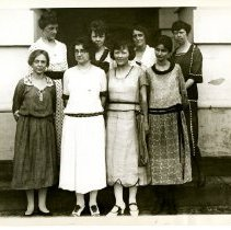Image of Photographic Records of the National Woman's Party-Action Photos - 1921.001.035.13