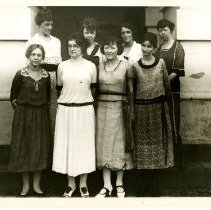 Image of Photographic Records of the National Woman's Party-Action Photos - 1921.001.035.16