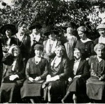 Image of Photographic Records of the National Woman's Party-Action Photos - 1922.001.001