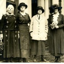 Image of Photographic Records of the National Woman's Party-Action Photos - 1922.001.002