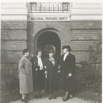 Image of Photographic Records of the National Woman's Party-Action Photos - 1930.001.001
