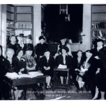 Image of Photographic Records of the National Woman's Party-Action Photos - 1947.001.003.01