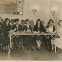 Image of Photographic Records of the National Woman's Party-Action Photos - 1933.001.004