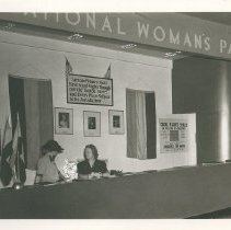 Image of Photographic Records of the National Woman's Party-Action Photos - 1939.001.001