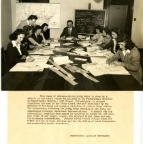 Image of Photographic Records of the National Woman's Party-Action Photos - 1939.001.009
