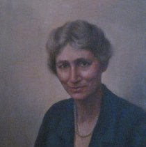 Image of Hilles, Florence Bayard (painted by Betsey Graves Reyneau)