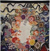 Image of PQ.2003.009.001 - Quilt, Art