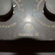 Image of Radiola Battery Top Logo