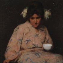 Image of Carlson, John Fabian - The Pink Kimono