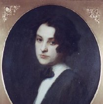 Image of Speicher, Eugene Edward - Portrait of Georgia O'Keeffe