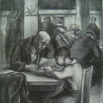 Image of Barnet, Will - Cafeteria Scene