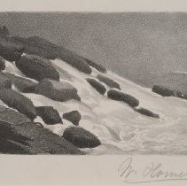 Image of Homer, Winslow - Untitled