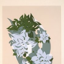 Image of Furniss, Gillian J. - Lotus Flowers No. 4