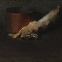 Image of O'Keeffe, Georgia - Dead Rabbit and Copper Pot
