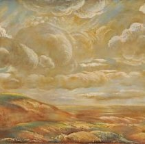 Image of Miller, Kenneth Hayes - Untitled (Landscape, looking west)