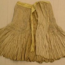 Image of Pa Yang, Woman's Funeral Skirt, Vientiane, Laos, Hmong, 1966, Cotton