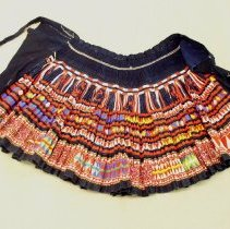Image of Artist unknown, Skirt, Laos, Hmong, Hempcloth
