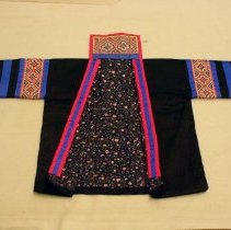 Image of May Yang, Jacket, pants, apron,1988,White Hmong, Sam Nuea, Laos