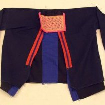 Image of Sao Vang, Girl's suit, 1977, Hmong, Cotton