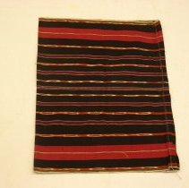 Image of Artist unknown, Child's skirt (pha sin), ca1945-68, Hmong, Cotton/Linen