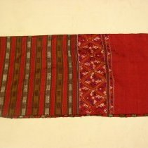 Image of Artist unknown, Shawl (Pha Horn), ca1945-68, Hmong, Linen
