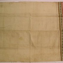 Image of Artist unknown,Wedding bed sheet (pha lop),1945-68,Hmong,Fabric