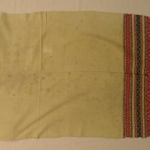 Image of Artist unknown, Wedding blanket (pha hom), early 20thcent, Hmong, Cotton