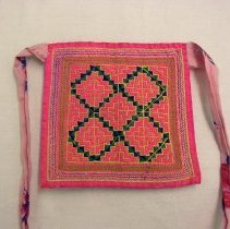 Image of Ying Vang, Money purse, Hmong, 1974, Cotton