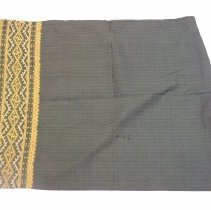 Image of Artist unknown, Skirt, early 20thcent, Hmong, Silk