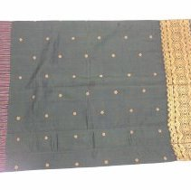 Image of Artist unknown, Skirt (pha sin), early 20thcent, Hmong, Silk/Gold thread