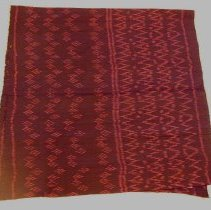 Image of Artist unknown, Skirt (pha sin), Hmong, Silk
