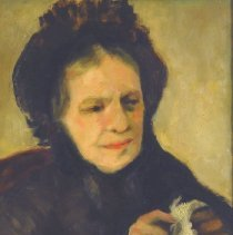 Image of Brown, Frances Carroll - Study after Pierre-Auguste Renoir's Mme. Theodore Charpentia