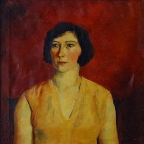 Image of Brown, Frances Carroll - Portrait of Henney Penney