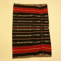 Image of Unknown artist, Lawa, Thailand culture, Skirt fabric, Sewing/weaving