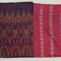 Image of Artist unknown, Pha Sin (Skirt cloth), early 20thCent, Khmer, Thailand,Silk