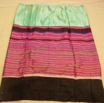Image of Artist unknown, Skirt wrap, early 20thCent, Hmong, Cotton/Silk