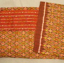 Image of Artist unknown, Skirt (Pha Sin), 1945-68, Hmong, Fabric
