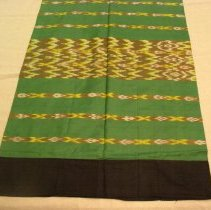Image of Artist unknown, Skirt wrap, ca.1948-65, Hmong, Cotton/Silk
