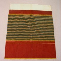 Image of Artist unknown, Pha Sin (Skirt), early 20Cent., Tai Phuan, Sukhothai, Thail