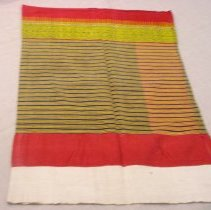 Image of Artist unknown, Skirt (Pha sin), early 20thcent, Hmong, Cotton