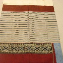Image of Artist unknown, Skirt (Pha Sin), early20thcent, Hmong, Fabric